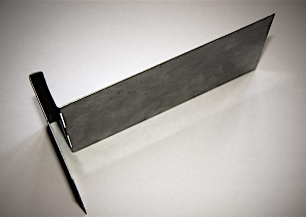 Образец гибки металлического листа