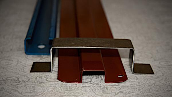 Образцы гибки металлического листа 3