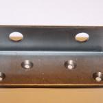 Уголок крепежный 60х90х1,5мм цинк